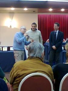 Carlo Bruno presenta A. Di Benedetto