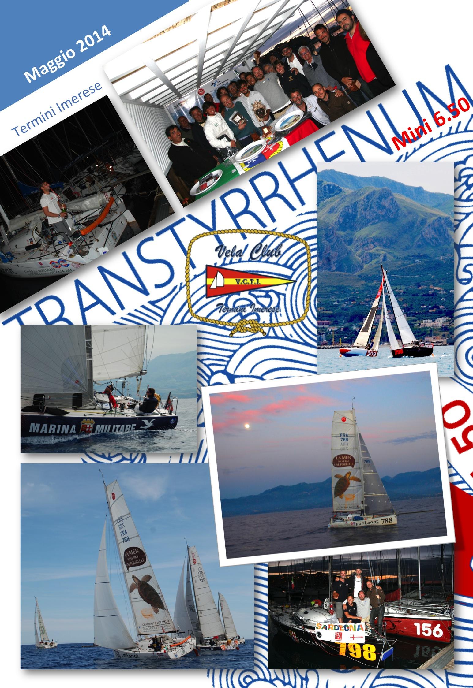 Zambelli, primo arrivato a Termini, gli Skipper e lapremiazione