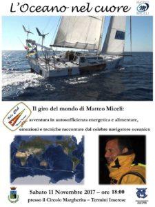 L'Oceano nel cuore - Matteo Miceli 1