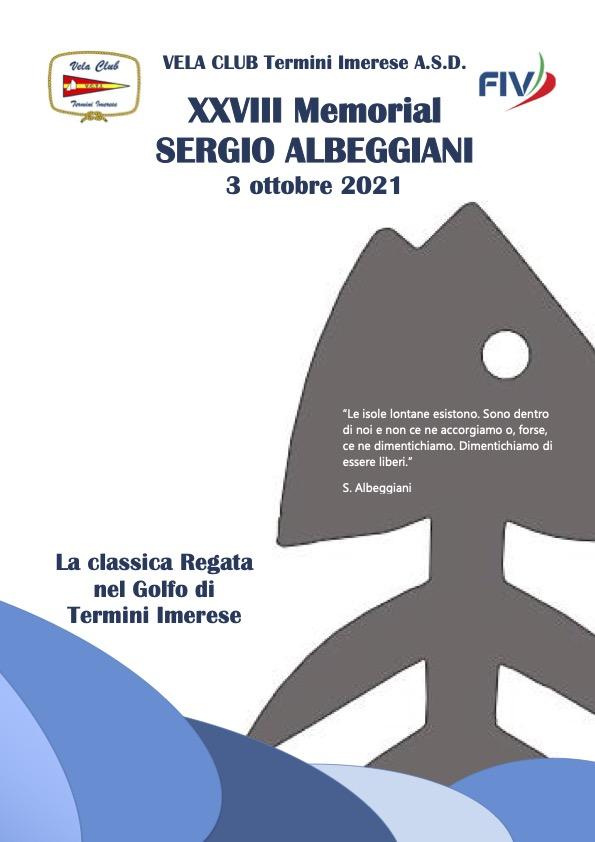 Locandina Albeggiani 2021