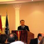 Apre la manifestazione il Presidente F. D'Asaro